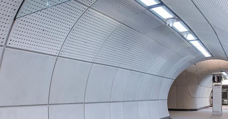 Elizabeth Line, Crossrail Underground Stations